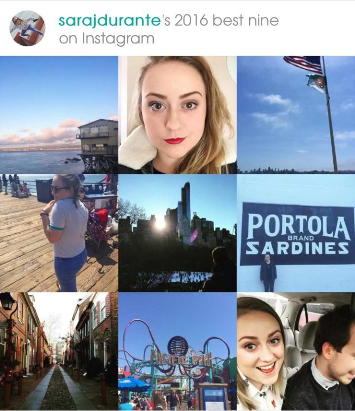Top 9 Instagram Posts of2016